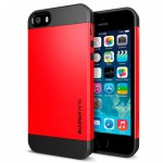 Чехол SPIGEN SGP Slim Armor S Red для Apple iPhone 5 | 5S