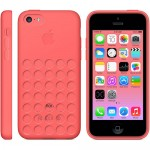 Чехол Apple Case для iPhone 5C Розовый