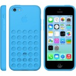 Чехол Apple Case для iPhone 5C Синий