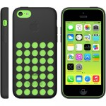 Чехол Apple Case для iPhone 5C Черный