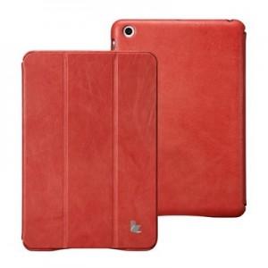 Чехол Jisoncase PREMIUM для iPad mini Retina| mini красный