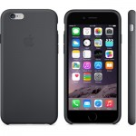 Apple iPhone 6 Case Black Силиконовый