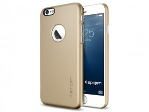 SGP Thin Fit A Gold чехол для iPhone 6