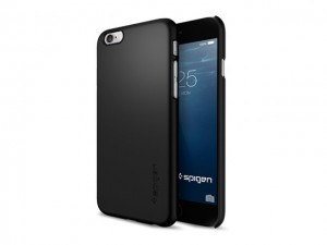 SGP Thin Fit Black чехол для iPhone 6