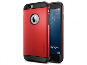 SGP Slim Armor Red чехол для iPhone 6