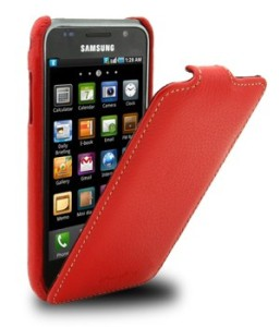 Case для Samsung Galaxy Note - красный