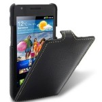 Case for Samsung I9100 Galaxy S II - Black
