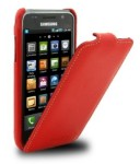 Case for Samsung I9100 Galaxy S II - Red