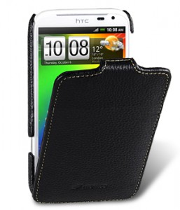 Case для HTC Sensation XL - чёрный