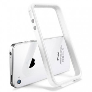 SGP iPhone 5 Case Infinity White