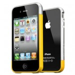 SGP iPhone 5 Case Linear EX Yellow
