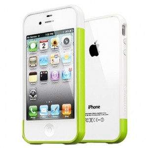 SGP iPhone 5 Case Linear EX Lime