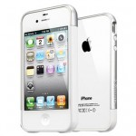 SGP iPhone 5 Case Linear EX White