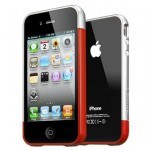 SGP iPhone 5 Case Linear EX Red