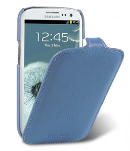 Case for Samsung Galaxy S III - Blue
