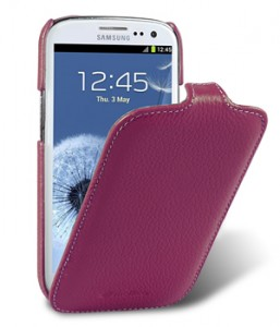 Case for Samsung Galaxy S III - Fiolet