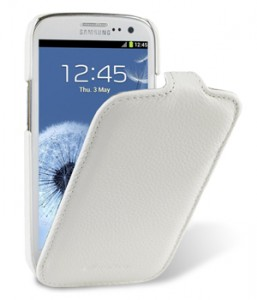 Case for Samsung Galaxy S III - White
