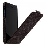 Leather Case for iPhone 5|5S Black