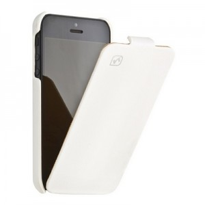 Leather Case for iPhone 5|5S White